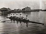 YWCA women's coxed four, Sydney (7173996822).jpg