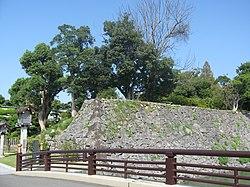 熊本県八代城