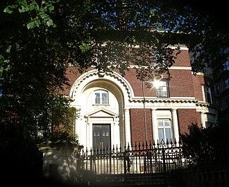 89th Street (Manhattan) - Rice Mansion, now Yeshiva Ketana