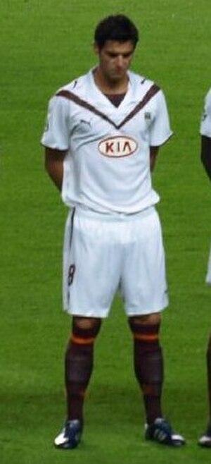 Yoann Gourcuff - Gourcuff in 2008