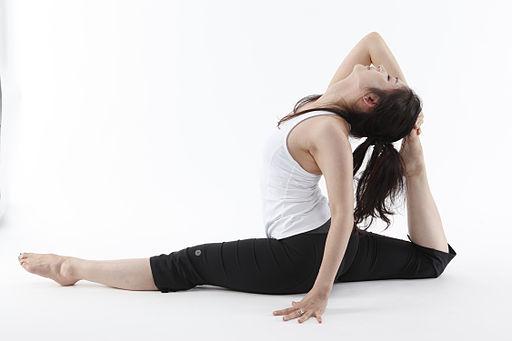 Yoga Split