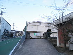 Yokawa junior high school in Miki.JPG