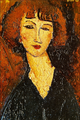 Young Woman of Montmartre - Amedeo Modigliani.png