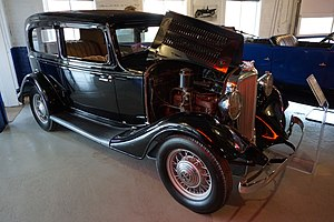 Terraplane - 1933 Terraplane K