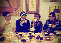 Yunioshi teatime.jpg