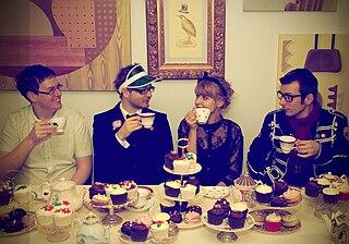Yunioshi Electronic rock band from Nottingham, England