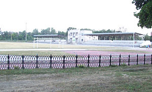 FC Fakel Varva - Yunist Stadium, Varva