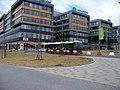 Západní Město, Siemensova, autobus 249.jpg