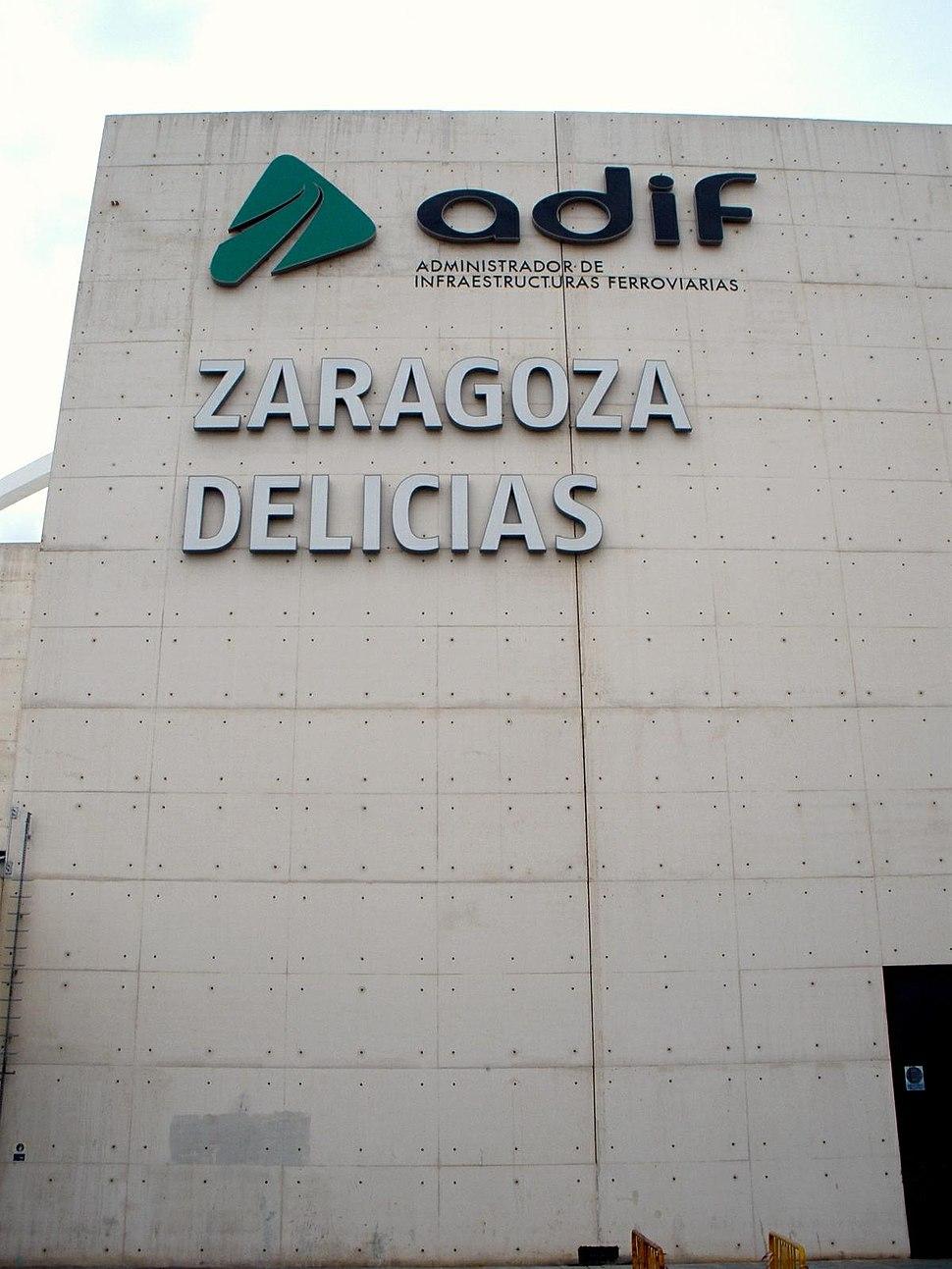 Zaragoza - Delicias 17