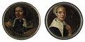 Zelfportret van Johann Philip Lembke en een portret van zijn vrouw Rijksmuseum SK-A-4334.jpeg