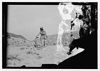 Zerka-Main & Machaerus, also Zerka (town), T-J (i.e., Transjordan), Nov. 1930, May 5-6, 1932. LOC matpc.14115.jpg