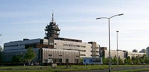 Croatian Radiotelevision - Croatian Radiotelevision headquarters at Prisavlje, Zagreb