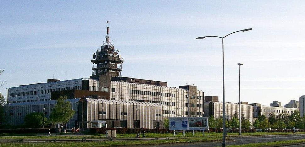 Zgrada HRT Zagreb