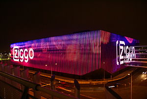 Ziggo - Ziggo Dome indoor arena in Amsterdam