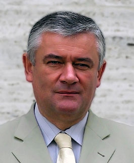 Slovak politician
