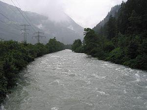 Ziller - Ziller by Mayrhofen.