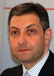 Zurab Noghaideli Prime Minister of Georgia (2.2005-11.2007)