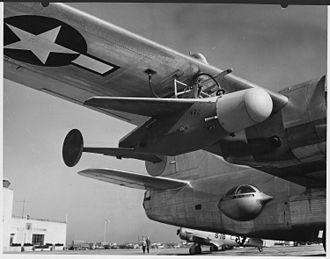 Active radar homing - BAT radar guided bomb