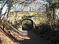 """Ghost"" Bridge, Avon & Glos. Railway. - panoramio.jpg"