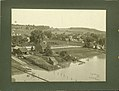 """High Water. 1903."" (Bird's-eye-view of a flooded farm in St. Charles, Missouri).jpg"