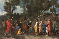 'Ordination' by Nicolas Poussin, 1630s.jpg