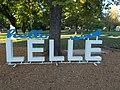 'hello Lelle', 2018 Balatonlelle.jpg