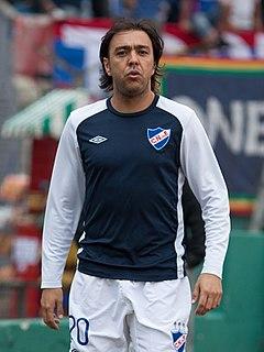 Álvaro Recoba Uruguayan footballer
