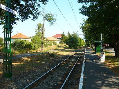 Menetrendek Árpádföld tömegközlekedéssel