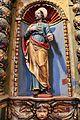 Église Notre-Dame-de-l'Assomption de Cordon-Retable Notre Dame des douleurs-Statue (2017).jpg
