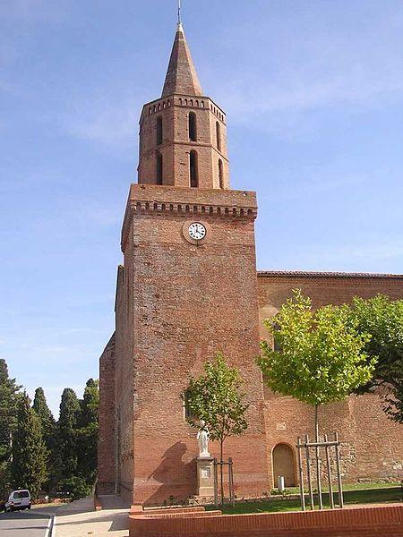 Église Saint-Bernard de Bourg-Saint-Bernard