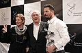 Österreichischer Filmpreis 2015 Marlene Ropac Veit Heiduschka Murathan Muslu 2.jpg
