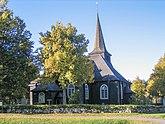 Fil:Östmarks kyrka i höst.jpg