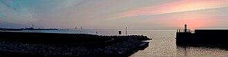 Øresund - Øresund Strait from Malmö