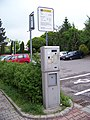 Česká Třebová, Nádražní, parkovací automat.jpg