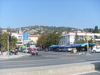 Büyükdere, Sarıyer Quarter in Marmara, Turkey