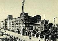 Izrael Poznański Factory