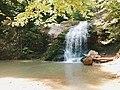 Адыгея , Водопады Руфабго.jpg