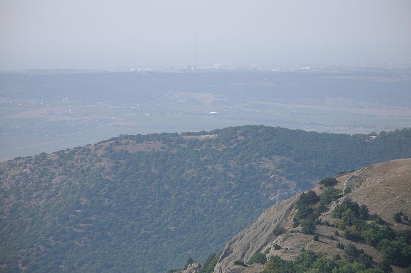 Файл:Балаклавские горы.jpg