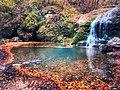 Водопад Шум осенью.jpg