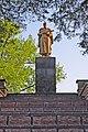 Воїнське кладовище, Олександрія P1480353 вул. Діброви.jpg
