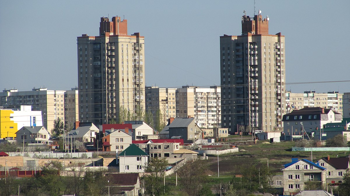 The city of Belgorod in which country is located