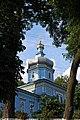 Дерев'яна церква Ікони Божої Матері Казанської Лука-МелешківськаP1400457.jpg