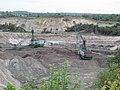 Добыча янтаря в поселке Янтарный Калининградской области.JPG