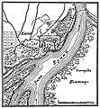 Карта-схема к статье «Килия». Военная энциклопедия Сытина (Санкт-Петербург, 1911-1915).jpg
