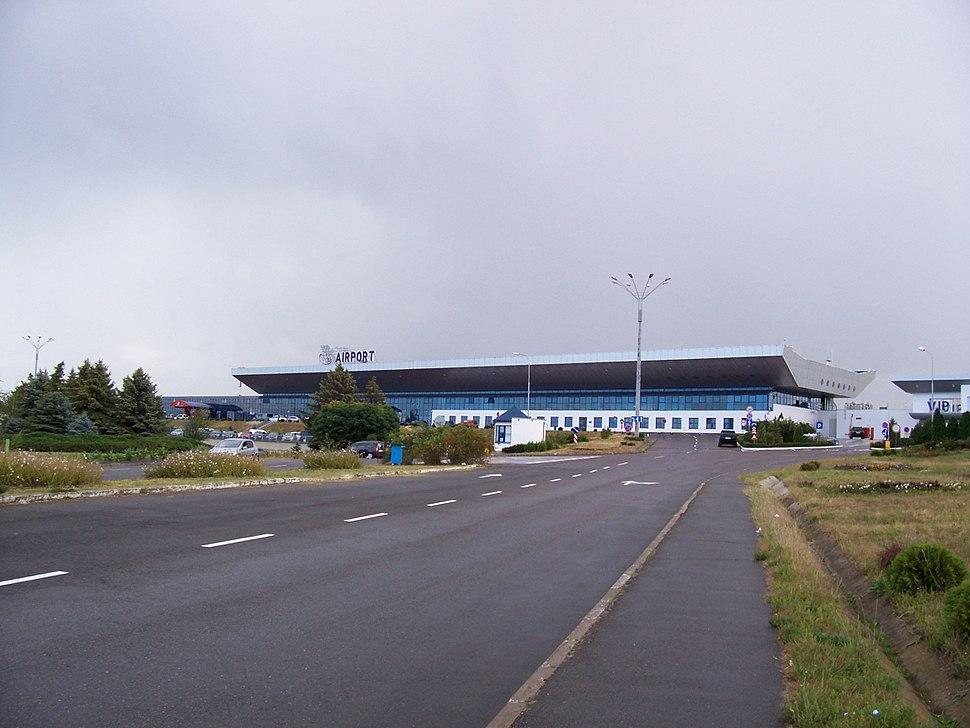 Кишиневский аэропорт-2011