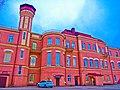 Колишня міська управа м. Умань, вид з двору.jpg