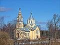 Лисинская церковь. Вид с берега Лустовки.jpg