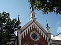 Лютеранская церковь Святой Екатерины. Карла Маркса, 26. Шпиль..jpg