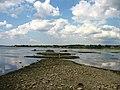 Мели, образующиеся во время сброса воды - panoramio - SkyDreamerDB.jpg