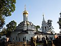 Москва - Донской монастырь, Старый собор.jpg